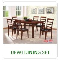 DEWI DINING SET
